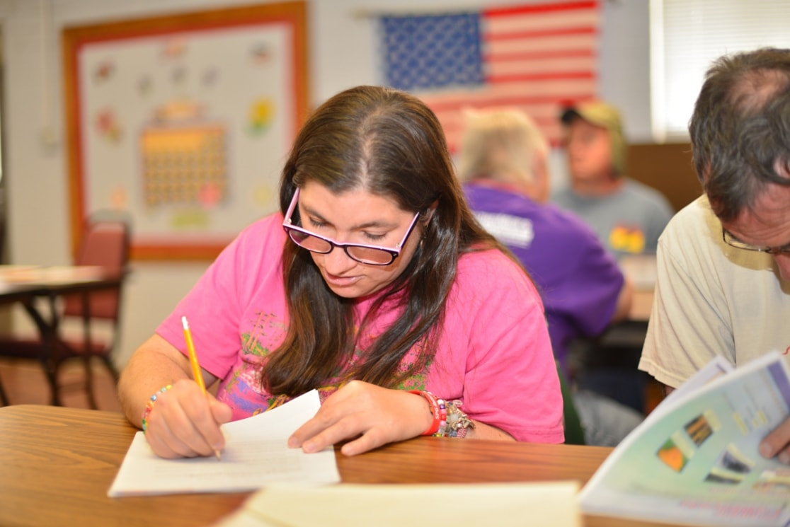 Educational programs designed to for adults with developmental disabilities