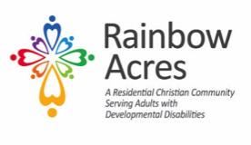 Rainbow Acres Letterhead and Logo